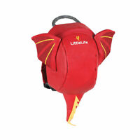 LittleLife Dragon Toddler Backpack with Rein