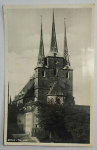 Erfurt Severin mit Sonderstempel Erfurt die deutsche Blumenstadt (V)