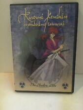 Rurouni Kenshin - Vol. 3: The Shadow Elite (DVD, 2000)