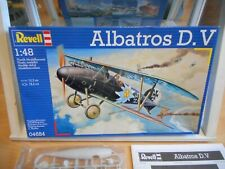 Modelkit Revell Albatros D. V on 1:48 in Box