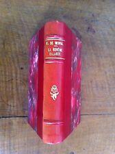 NERVAL : La bohème galante. Ed° Le Divan. 1927 - N° sur vergé Lafuma. Reliure.