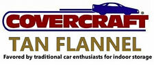 COVERCRAFT TAN FLANNEL indoor CAR COVER custom made 2014-2016 Maserati Ghibli