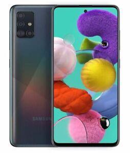 Samsung Galaxy A51 SM-A515U - 128GB - Prism Crush Black (Unlocked)