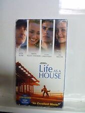 Life as a House (VHS, 2002) Kevin Kline