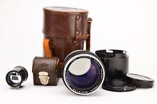 Nikon NIKKOR-P.C 105mm 10.5cm F2.5 for Nikon S Rangefinder- Complete Set