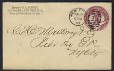 PRETTY 1893 ADVERTISING COVER