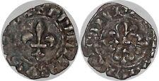 PHILIPPE VI DE VALOIS Double parisis, 2e type  17/02/1341 Dy.268