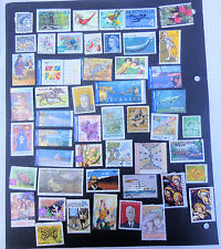 AUSTRALIA x 50 ASSORTED STAMPS SELECTION 15 EXCELLENT COLLECTION