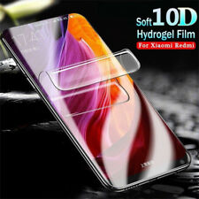 For OnePlus Nord 8 Pro 7T 10D Hydrogel Film Full Cover Back+Front Screen Protect