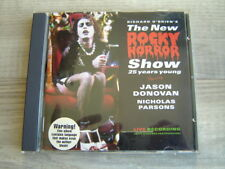 theatre CD jason donovan*NM* THE NEW ROCKY HORROR SHOW soundtrack 25 Years Young