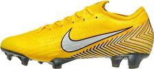 Nike Mercurial Vapor 12 Elite Njr Fg Neymar Jr Yellow Ao3126-710 sz 13 Soccer