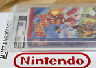 Nes Nintendo Capcom Mega Man 6 VI New Factory Sealed VGA 60 Bronze Level