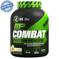MusclePharm Combat Protein Powder 4lbs. 1814 Grams Cookies 'N' Cream BRAND NEW