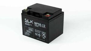 Machine Mart Clarke Jumpstart 4000 battery replacement (12v 50AH BATTERY)