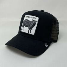 Sombrero Goorin Bros Animal Trucker Sombreros Animales Black Sheep Oveja Negro