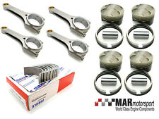 C20XE / RedTop Hi Comp FORGED pistons 87.50mm, Steel Rods, ARP, MAHLE Bearings