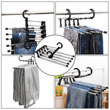 Organizer Pants Rack 33x15x16cm Multi functional Adjustable Closet Hook