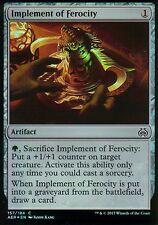 Implement of Ferocity FOIL | NM/M | Aether revolt | Magic MTG