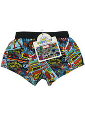 Build-A-Bear Marvel Comics 80th Anniversary Boxer Shorts Superheroes New