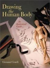 Drawing the Human Body: An Anatomical Guide-ExLibrary