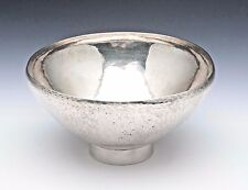 Georg Jensen Sterling Silver Small Hand Wrought Bowl #484