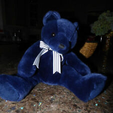 "Ty New York Yankees 100th Anniversary Bear 15"" Plush Soft Toy Stuffed Animal"