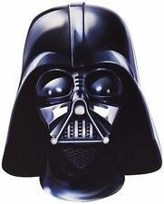 ** STAR WARS DARTH  VADER FACE PARTY MASK FANCY DRESS NEW ** LADIES MENS