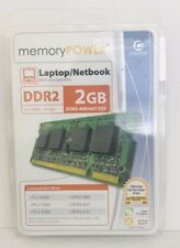 Centon 2GB memory power Laptop/Netbook DDR2-800/667/533