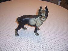 Cast Iron Boston Terrier (Maker Unknown)