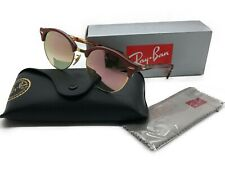 NEW RAY BAN RB 4246 1220/7O HAVANA / GOLD PINK SUNGLASSES AUTHENTIC 51-19