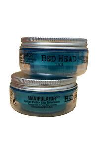 TIGI Bed Head Manipulator Texture Paste 2 OZ Set of 2