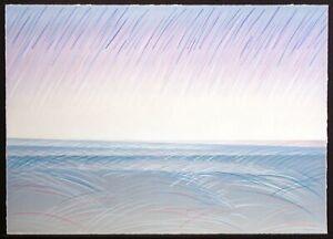 "John Martineau ""Pastoral"" Original Airbrush & Colored Pencil Fine Artwork, OBO"
