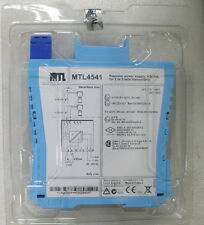 MTL4541 1ch 2/3 wire Transmitter repeater, Analog Input