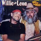 WILLIE Nelson and LEON Russell One For The Road LP