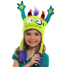 Flipeez Peek-a-Boo Monster Action Hat Cap