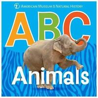 ABC Animals (AMNH ABC Board Books) by American Museum of Natural History
