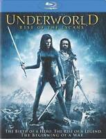 Underworld: Rise of the Lycans (Blu-ray Disc, 2009) USED