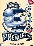 AFL GRAND FINAL Premiers 2009 Geelong CATS  DVD