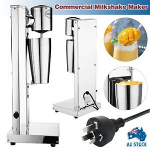 Commercial Milkshake Maker Machine Thickshake Frother Stainless Steel Milk Shake
