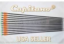 "32""-6 Capitano® Fiberglass Target Practice Arrow Replaceable Screw-In Tips,81CM"