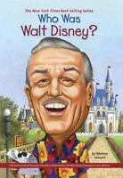 Who Was Walt Disney? by Stewart, Whitney; Who HQ