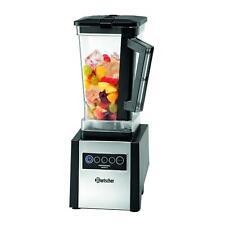 Multi Blender Shaker Stahl Standmixer 1000 Watt Ice Crusher Bartscher 150151