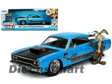 Jada Hollywood Rides 1 24 Scale Looney Tunes 1970 Plymouth Road Runner With Wile