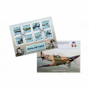 100 Years of the Royal Air Force 1st April Commemorative Cover