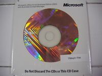Microsoft Office 2003 SBE with Word/Excel/Outlook/Powerpoint/Publisher =SEALED=