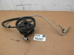 07 08 09 10 FORD E150 E250 E350 POWER STEERING PUMP Pulley With Hose