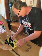 RING WORN MASK Killer Bees Wwf Wwe B Brian Blair Vs Hart Foundation Signed Rare