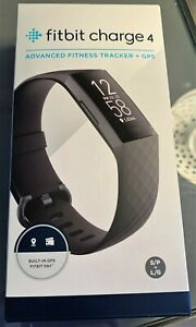Fitbit Charge 4 Activity Tracker - Black