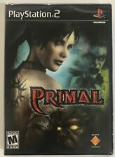 Primal (Sony PlayStation 2, 2003) new-factory sealed