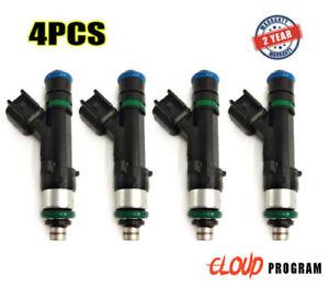 Fuel Injectors 0280158083 For 06-10 Cadillac DTS XLR STS SRX 06-11 Buick Lucerne